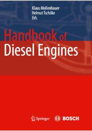 Handbook of Diesel engines By Klaus Mollenhauer and Helmut Tschöke