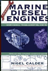 Marine Diesel engine : maintenance, troubleshooting, and repair by Nigel Calder
