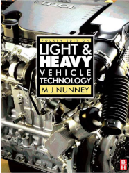 Light and heavy vehicle technology by M J Nunney